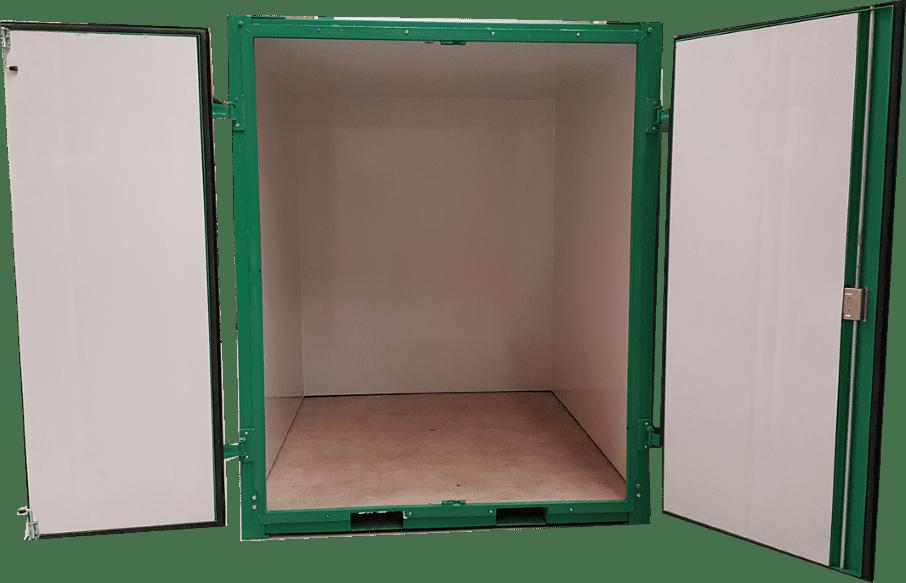 vault storage box